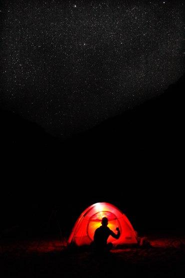 Mi casa debajo de las Estrellas